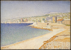 The Jetty at Cassis, Opus 198