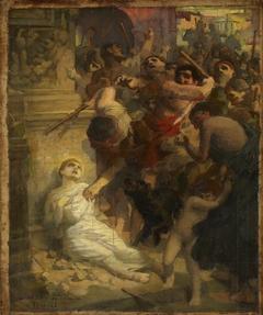 The Martyrdom of Saint Tarcisius