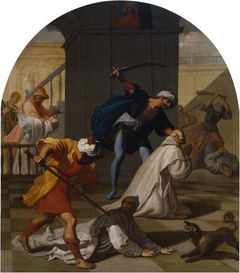 The Martyrdom of the Mauerbach Carthusians