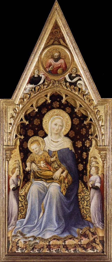 The Quaratesi Madonna