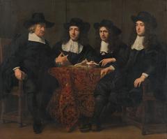 The Regents of the Leprozenhuis.