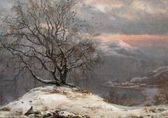 The Slinde Birch, Winter
