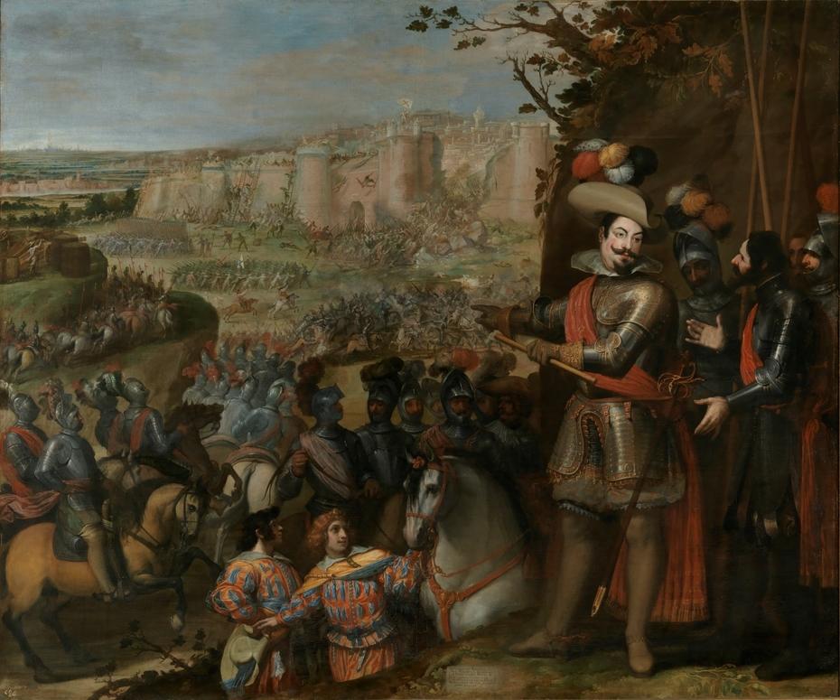 The Storming of Rheinfelden