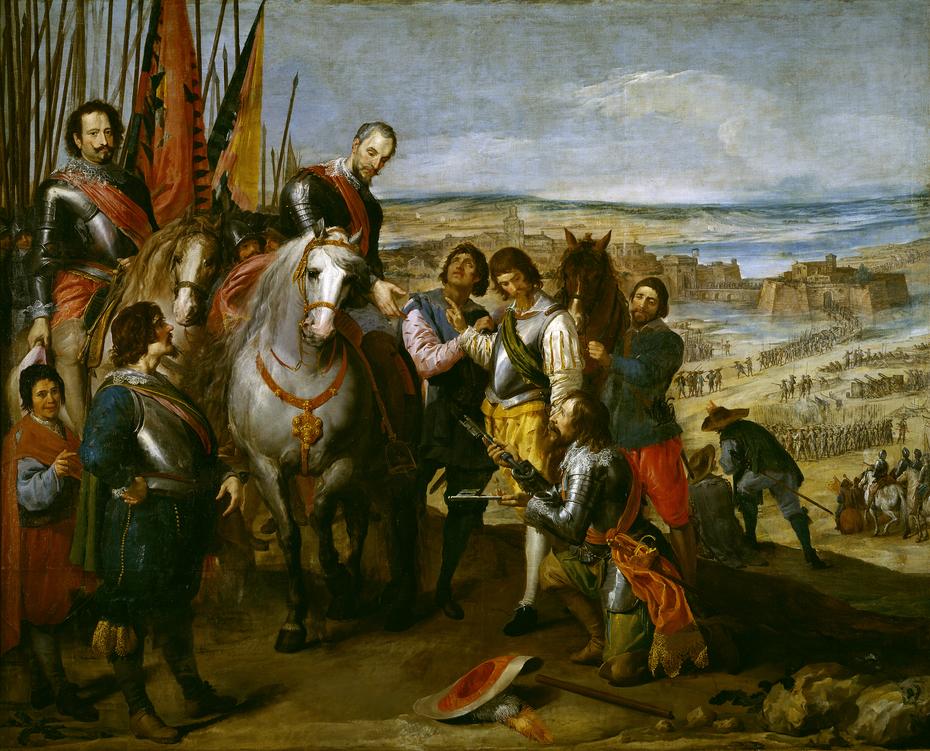 The Surrender of Jülich