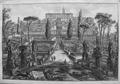 The villa d'este in Tivoli