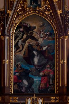 The Vision of Saint Nicholas