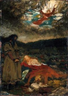 Tore Hund by St. Olav's Body