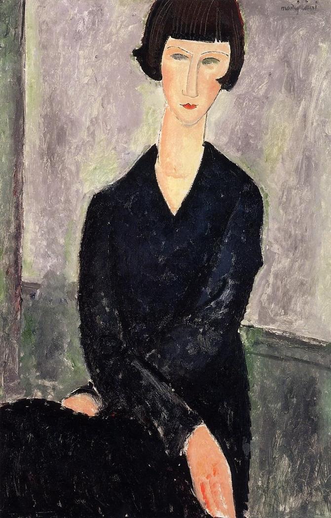 Fernande Barrey (1893-1960)