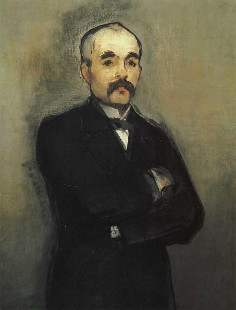Portrait of Georges Clemenceau