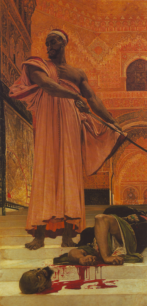 Execution without judgment under the Moorish Kings of Granada