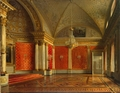 """""""View of the Peter's (Small Throne) Room in the Winter Palace"""""""