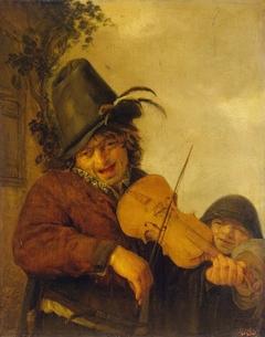 Wandering Musician