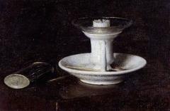 White candlestick