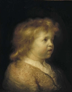 A Child's Head