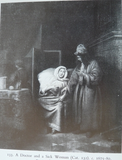 A Doctor and a Sick Woman