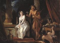 A Scene from Milton's 'Comus'