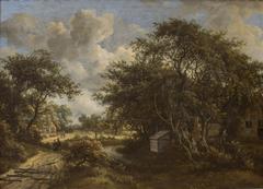 A Village among Trees