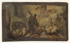Aanbidding door de herders
