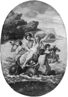 Acis and Galathea