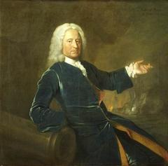 Admiral The Honourable Charles Stewart, 1681-1741