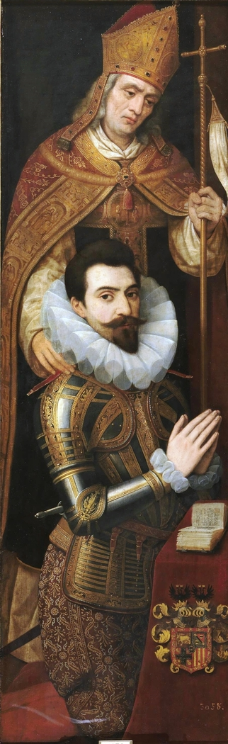 Alonso de Idiáquez duque de Ciudad Real (Cittá-Reale en Nápoles)