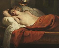Amor Asleep