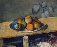 Apples, Peaches, Pears and Grapes