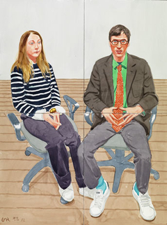 Arcadia Fletcher and Robin Katz
