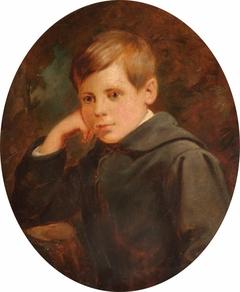 Arthur Clutton-Brock (1868-1924), aged 10