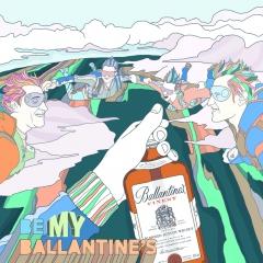 Ballantine's not Valentine's