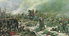 Battle of Auvours, 10 January 1871