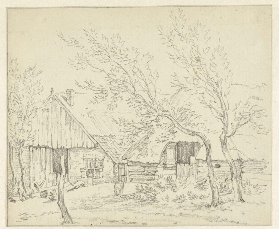 Boerderij in De Wijk in Drenthe