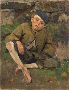 Boy from Concarneau