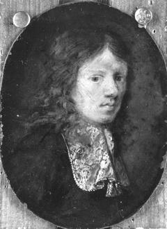 Brustbild eines jungen Mannes (zugeschrieben)