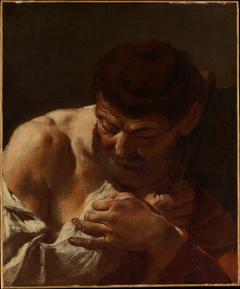 Bust of a Man (Saint Matthias?)