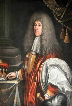 Called William Herbert, 3rd Lord Powis and 1st Marquess of Powis (1626-1696), but really Francis Browne, 4th Viscount Montagu (1638-1708)