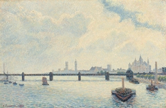 Charing Cross Bridge, London