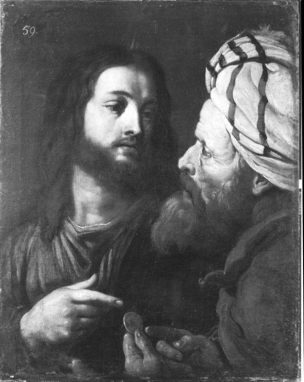 Christus und der Zinsgroschen (Art des)