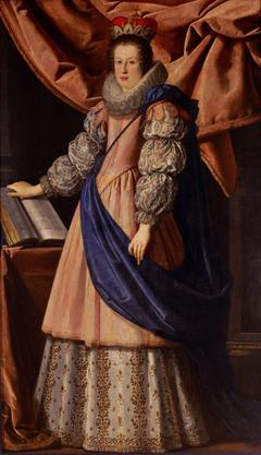 Claudia de' Medici (1604-1648), Erzherzogin, Gemahlin von Erzherzog Leopold V. (1586-1632)