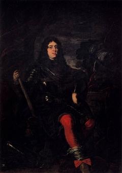Cosimo III de' Medici in Armour