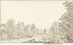 De Weerdpoort buiten Utrecht