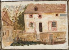 Dom ze sztachetami