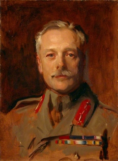 Douglas Haig, 1st Earl Haig, 1861 - 1928. Soldier (study for portrait in General Officers of World War I, 1914 - 1918, in the National Portrait Gallery, London)