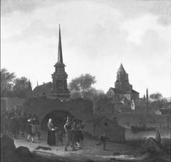 Een processie te Angers