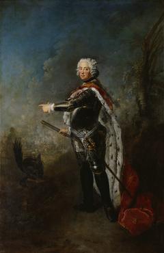 Frederick II, King of Prussia (1712-86)