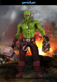 Funifap Warrior Character Modeling Designer