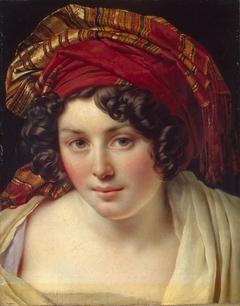 Head of a Woman in a Turban