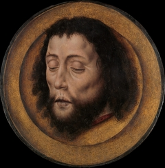 Head of Saint John the Baptist on a Charger