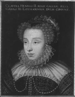 Herzogin Claudia, Tochter Heinrichs II. von Frankreich (Schule)