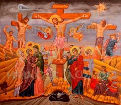 Η Σταύρωσις, The Crusifixion